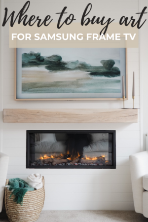 Where to buy art for Samsung Frame TV