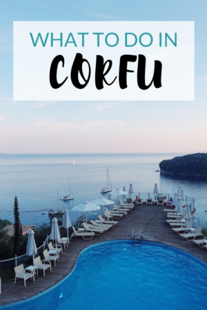 What to do, where to stay and what to eat in Kassiopi, Corfu, Greece