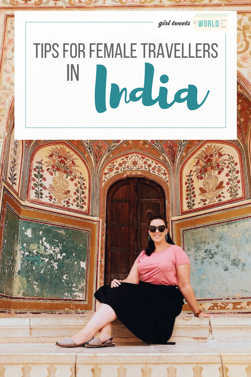 Safety tips for solo female travellers in India