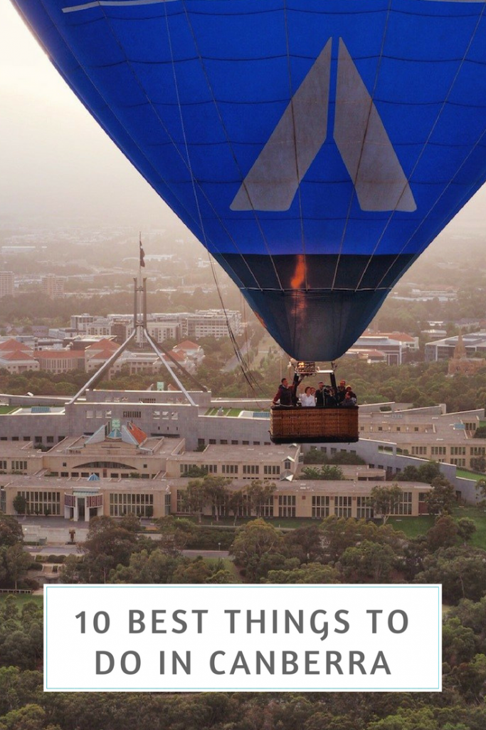 10 best things to do in Canberra