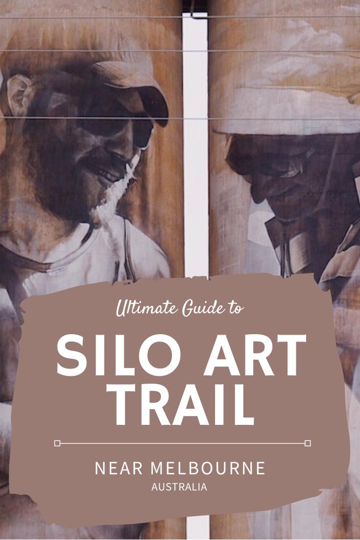 Ultimate guide to Silo Art Trail near Melbourne, Australia