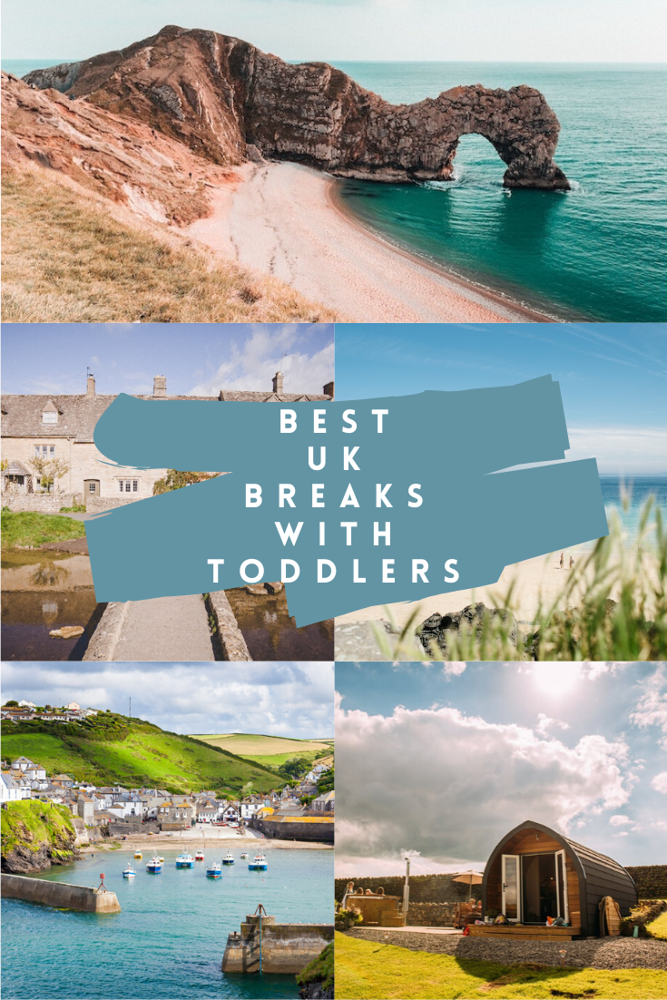 Toddler friendly holidays in the UK - best UK breaks for young families