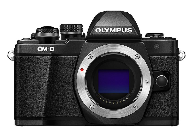 best travel camera - Olympus EM10 MkII
