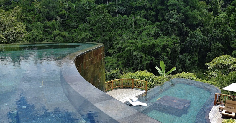 The Best Hotel Swimming Pools In Bali, Indonesia - Girl Tweets World