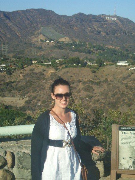 Me in LA a few years ago