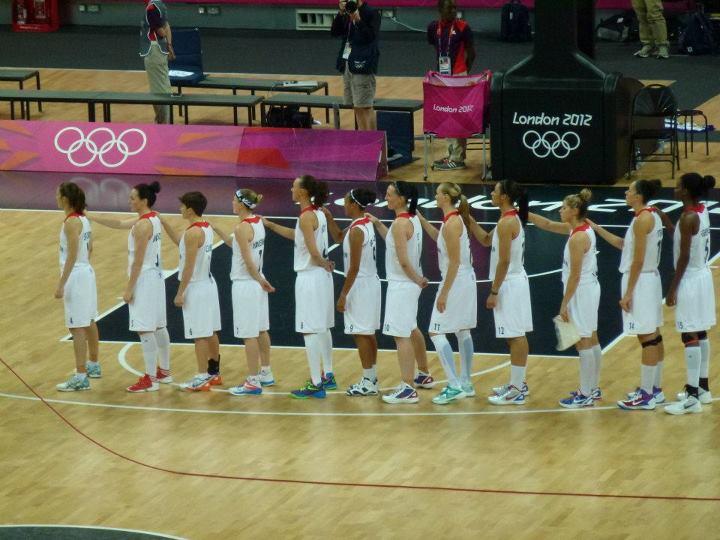 Team GB Women's Basketball Team