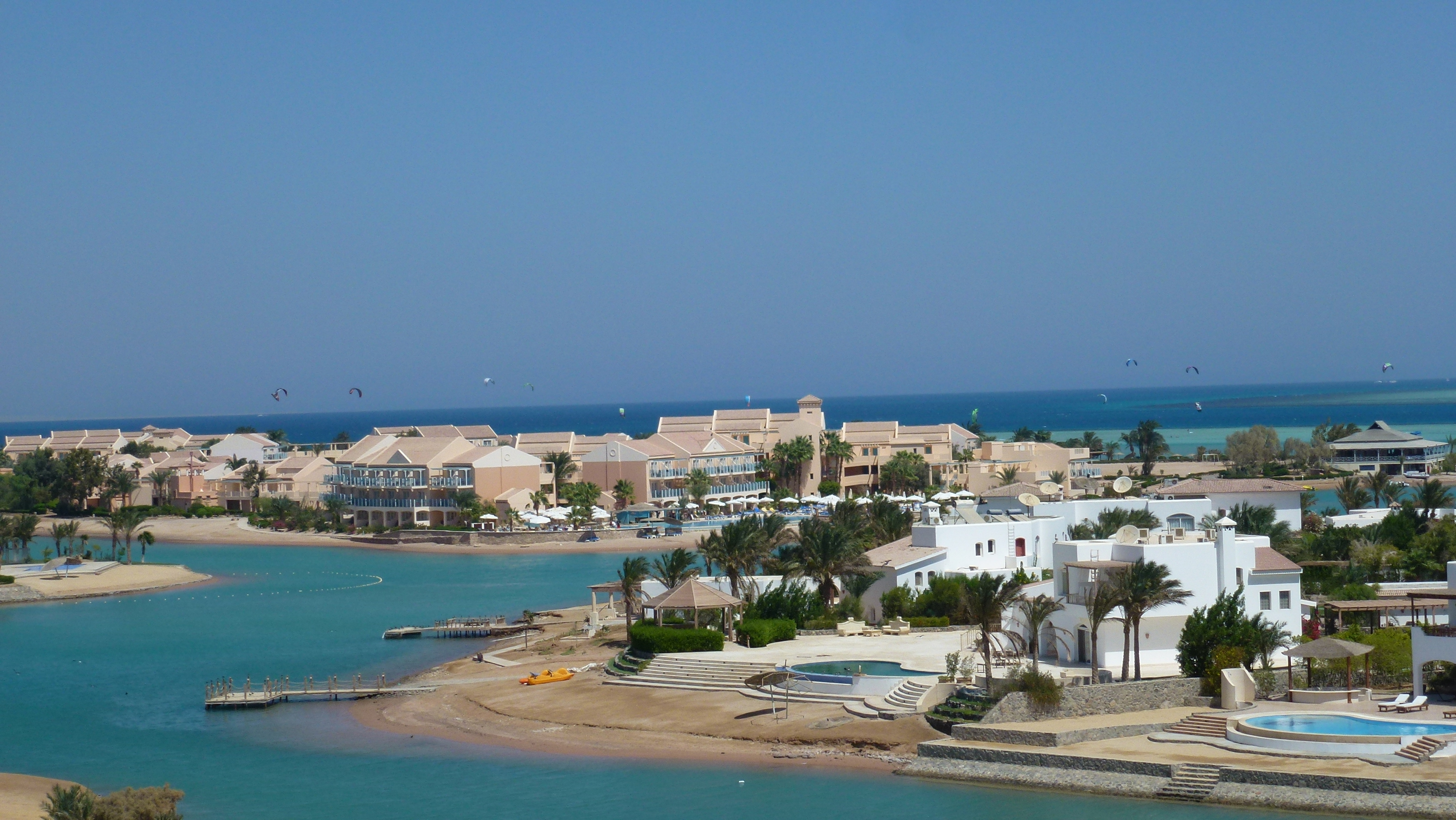 El Gouna, Red Sea Riveriera, Egypt