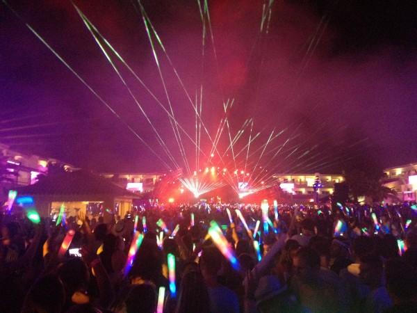 F*ck Me I'm Famous Closing Party Ushuaia Ibiza 2012