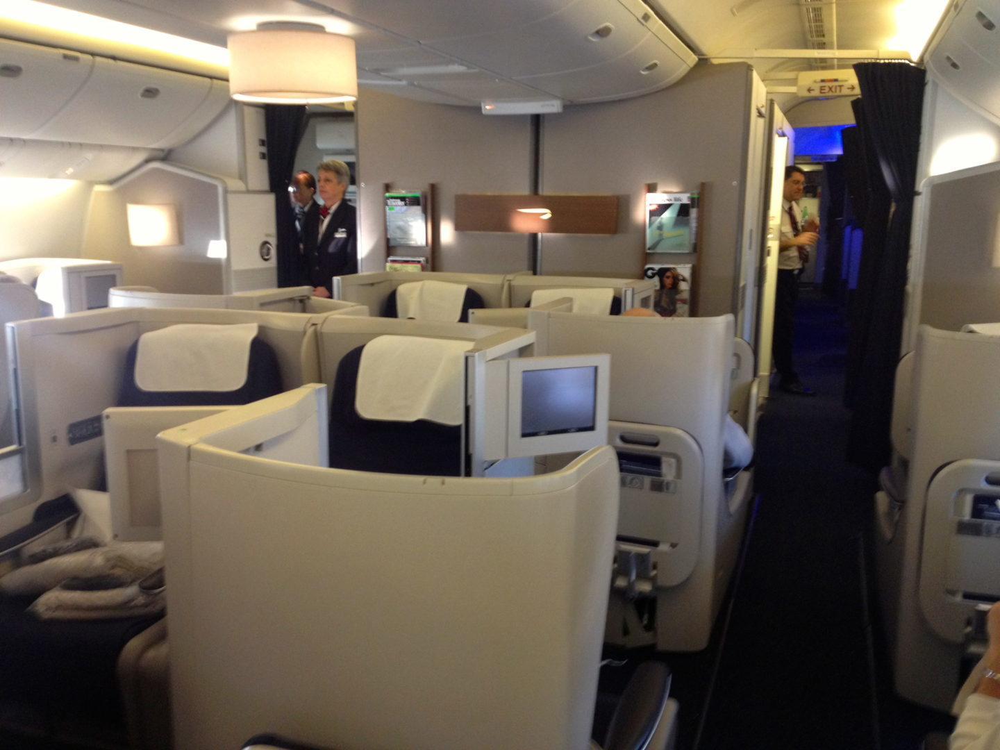 Flying Club World: Review of British Airways Business Class