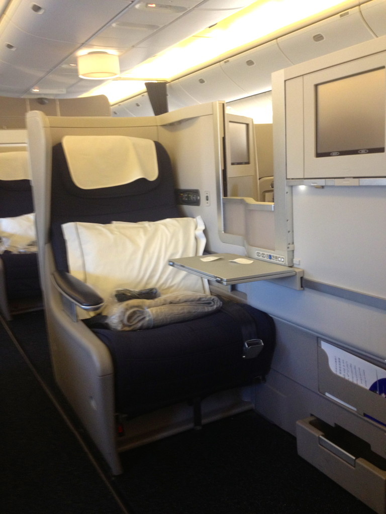Flight Review: British Airways Business Class (Club World) To Bermuda