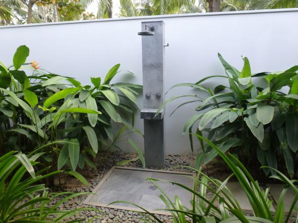 Outdoor Shower at Nam Hai