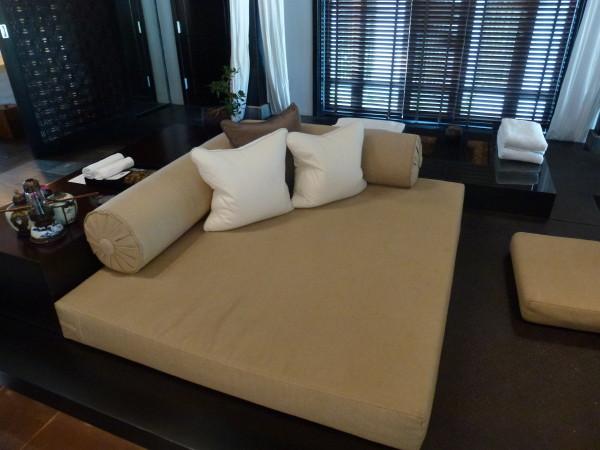 Sofa at Nam Hai