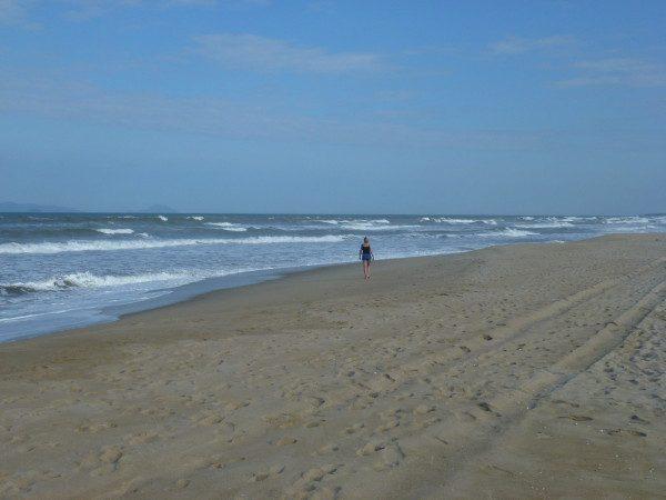 Beach at Nam Hai