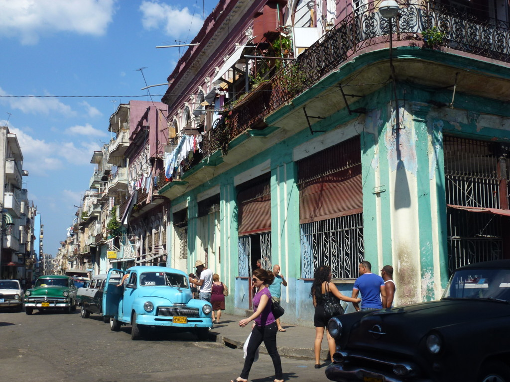 Centro Havana - Thoughts on my first visit to Cuba
