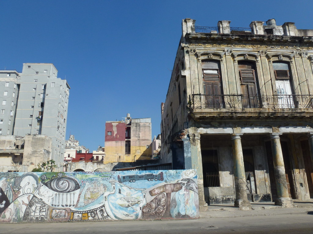 Paseo de Prado - Thoughts on my first visit to Cuba