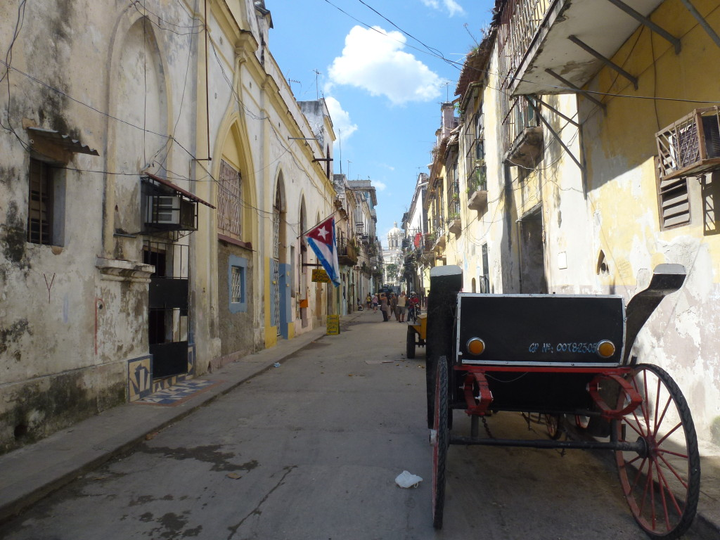 Old Town Havana - Thoughts on my first visit to Cuba