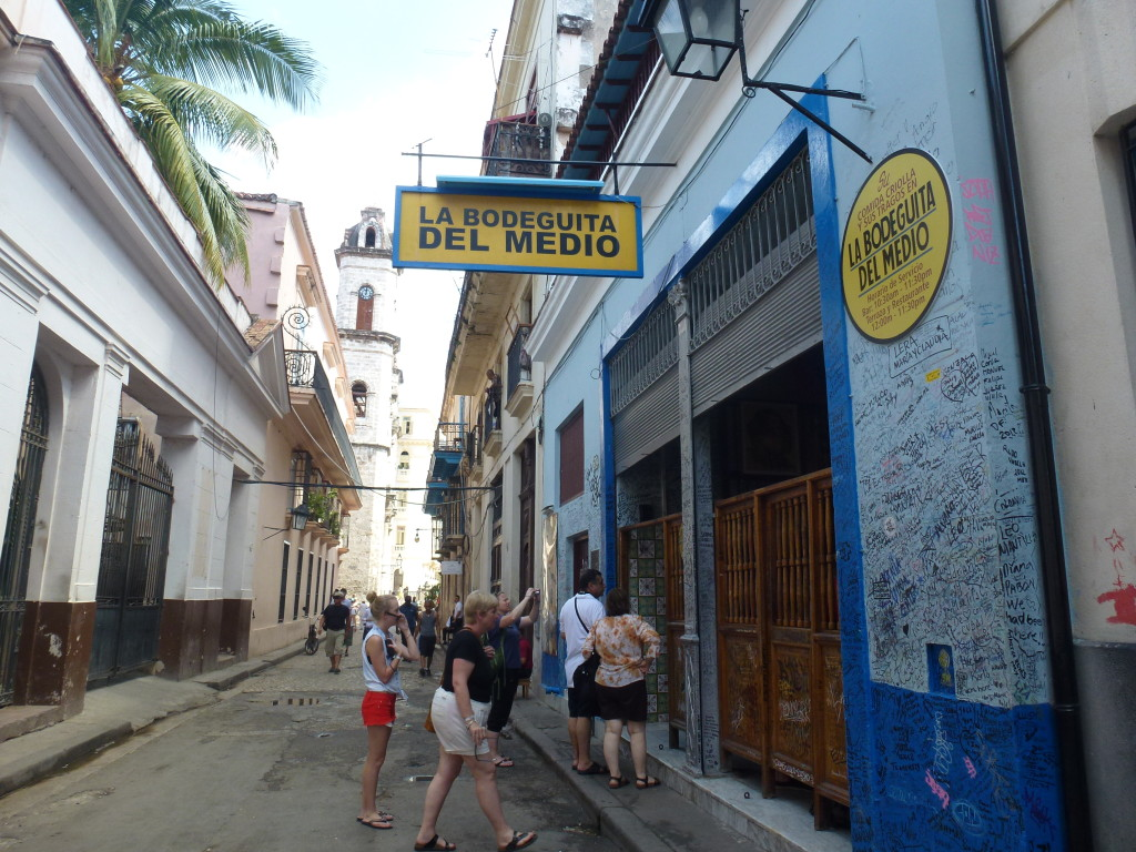 La Bodeguita del medio - Highlights of Old Havana, Cuba