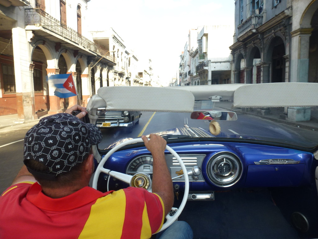 Touring Havana in a Pontiac - Thoughts on my first visit to Cuba