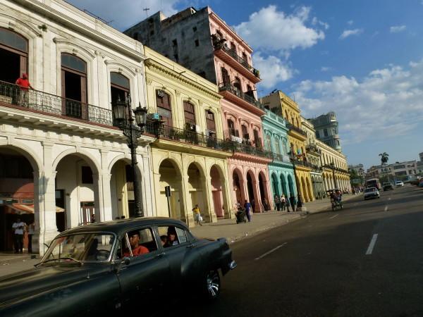 Colours of Havana