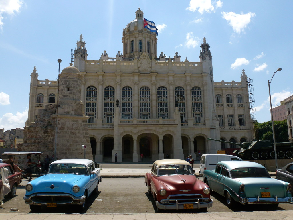 Revolution Museum Havana - Highlights of Old Havana, Cuba