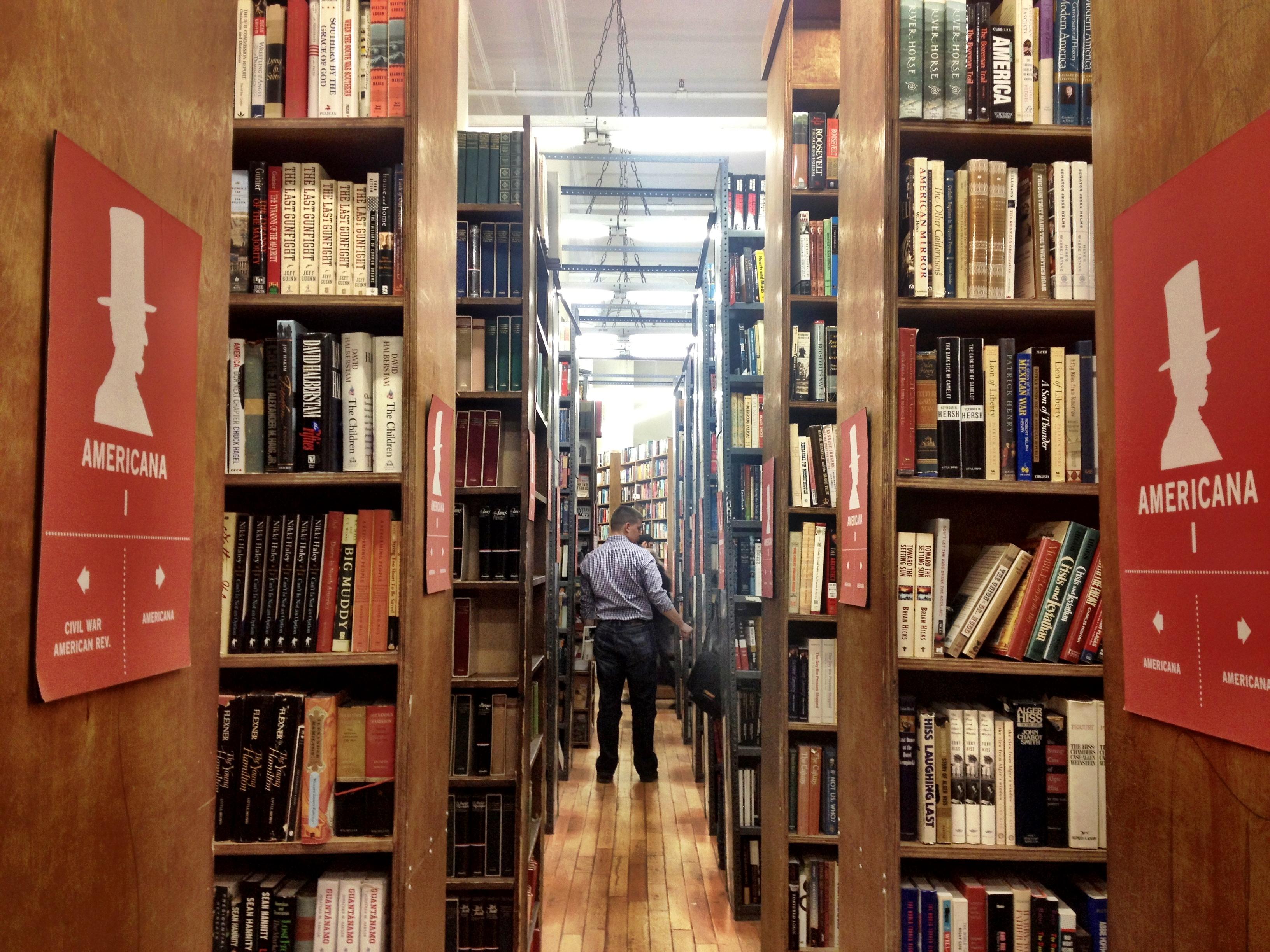 Strand Books NYC