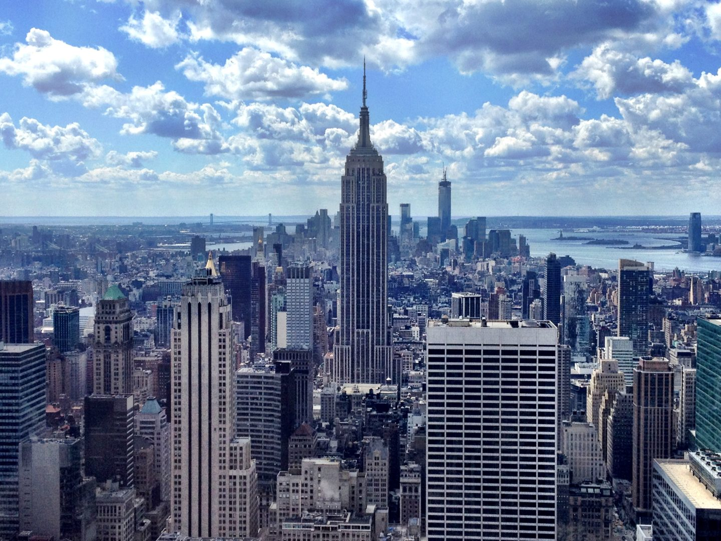 The Best Thing About New York City is Being There - Girl Tweets World