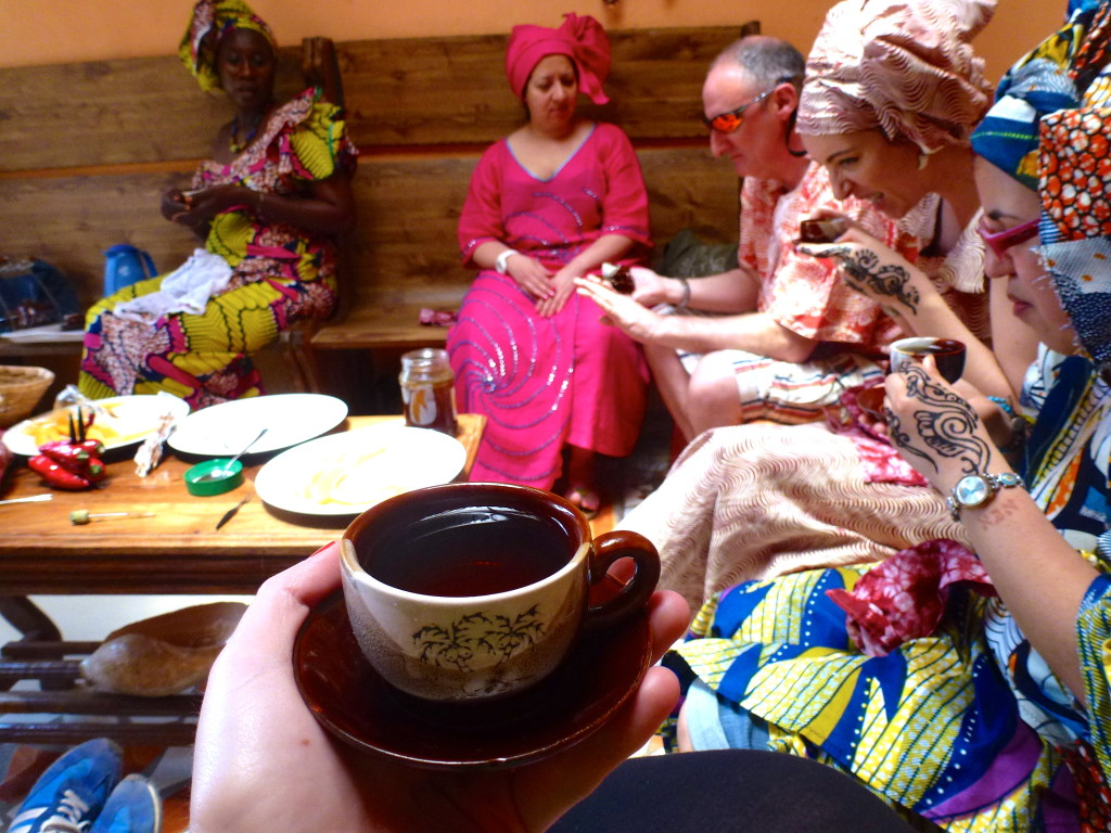 Cooking With Ida In The Gambia