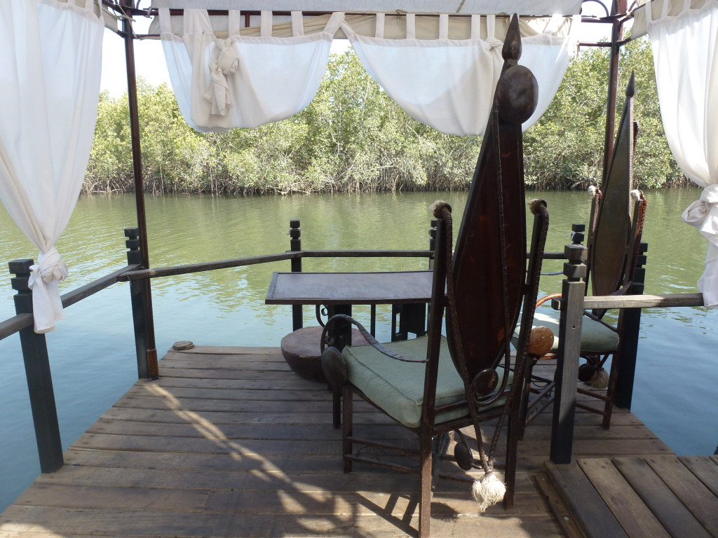 Mandina Luxury Floating River Lodge In The Gambia