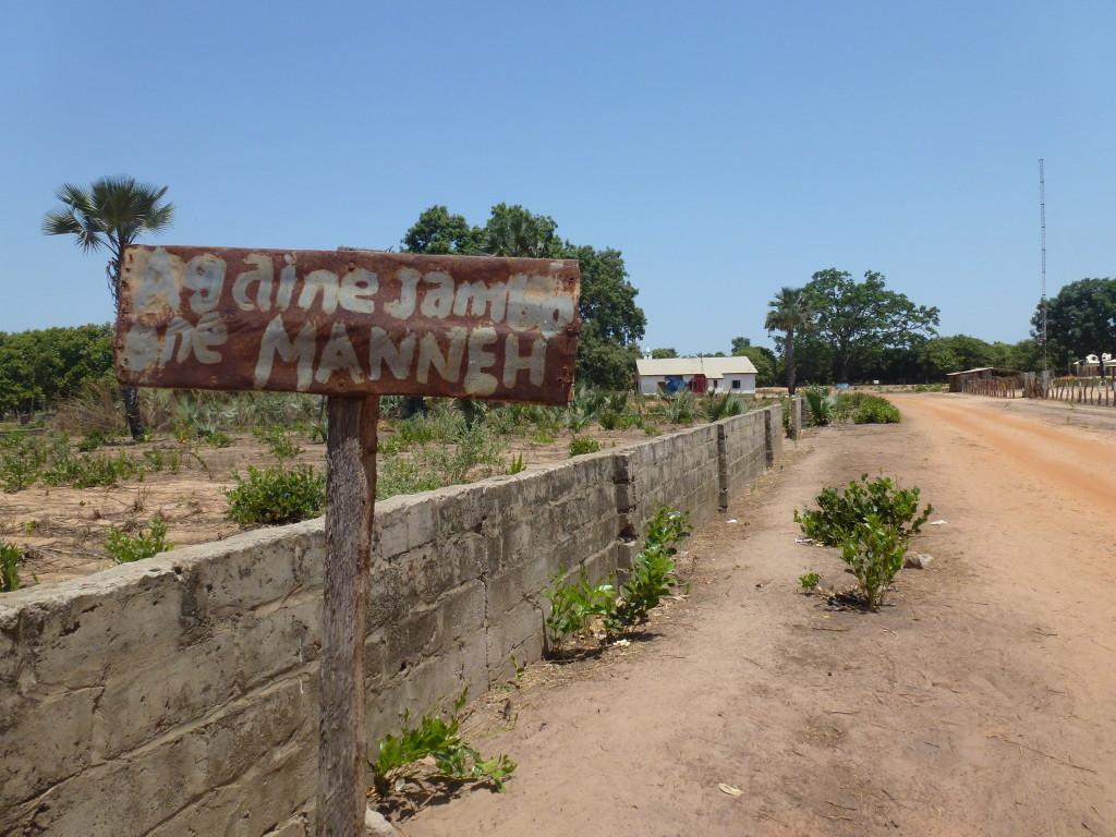 Kubuneh Village Gambia