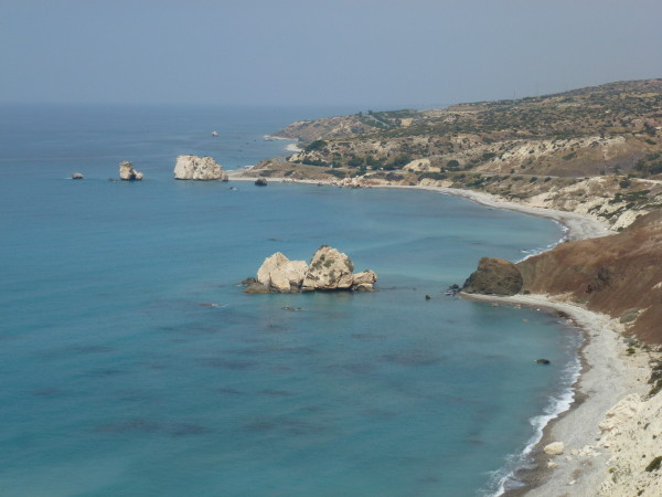 The Birthplace of Aphrodite Cyprus