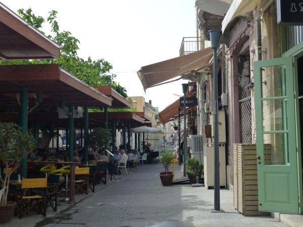 Saripolou Street Limassol