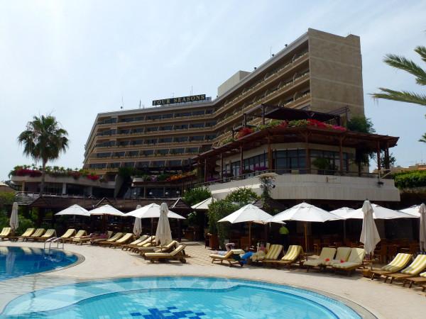 Pool At Four Seasons Limassol