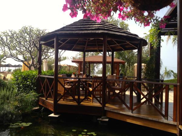 Breakfast Area Four Seasons Limassol