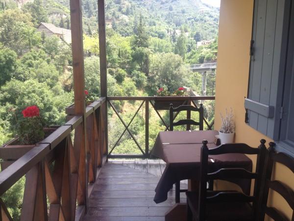 Restaurant at Casale Panayiotis