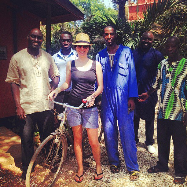 What it's like to travel as a woman in The Gambia