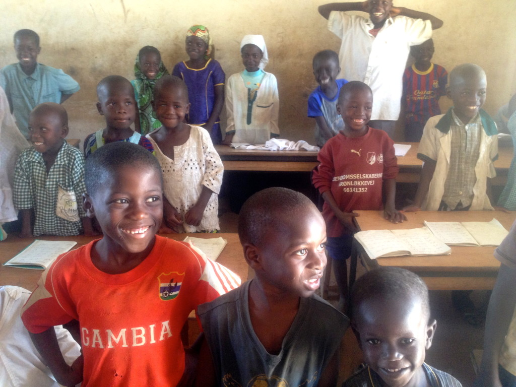 Kubuneh Village School Gambia
