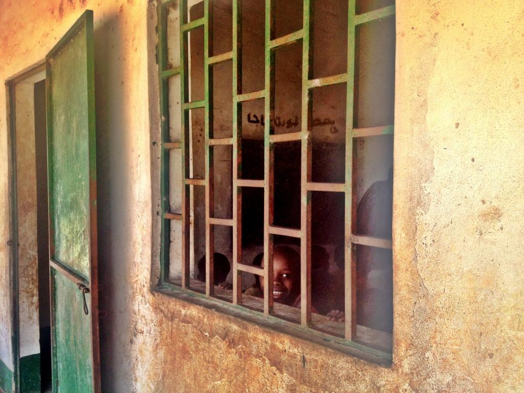 Kubuneh Village School Gambia