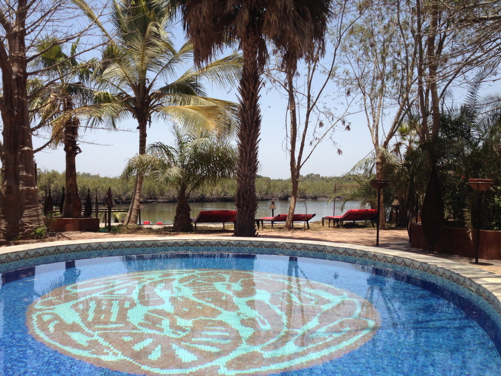 Staying In A Luxury Floating River Lodge in The Gambia - Mandina Lodges