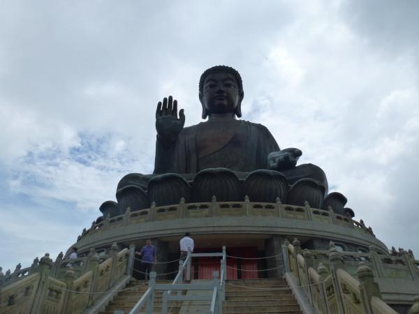 Tian Tan Big Buddha