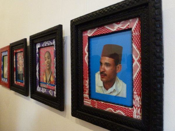 Work by Hassan Hajjaj