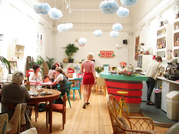 drink shop do kings cross cafe vintage furniture