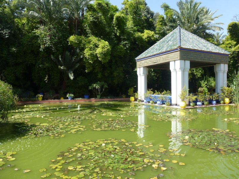 Marrakech: Secret Doors and Secret Gardens