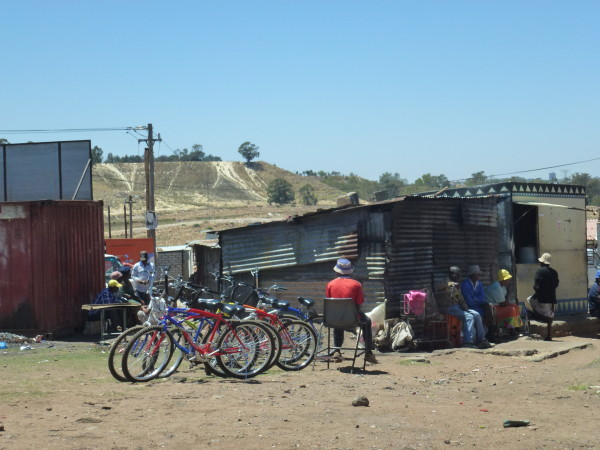 Soweto shebeen