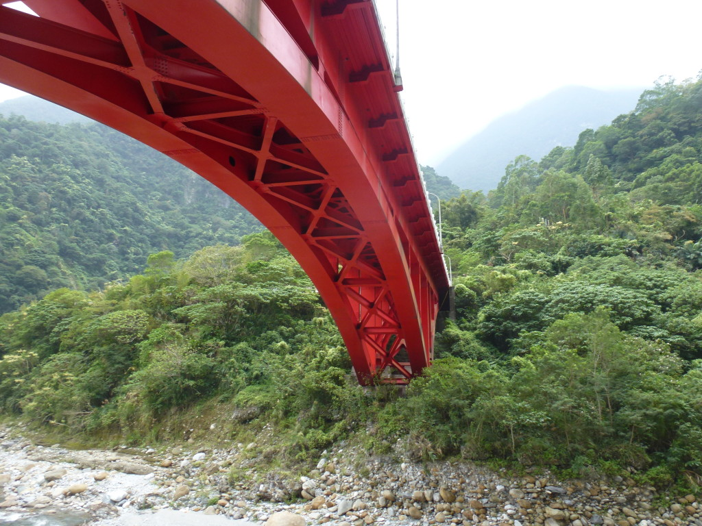 Taroko Gorge - Thoughts from my first visit to Taiwan