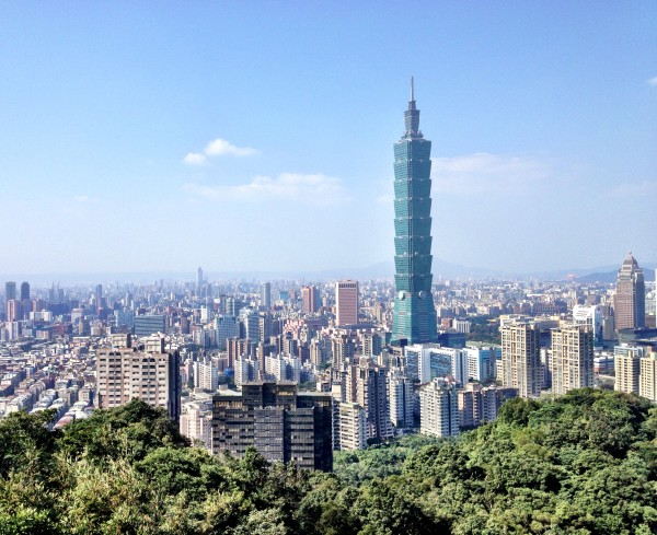 Taipei Skyline - Top 5 Things To Do In Taipei, Taiwan