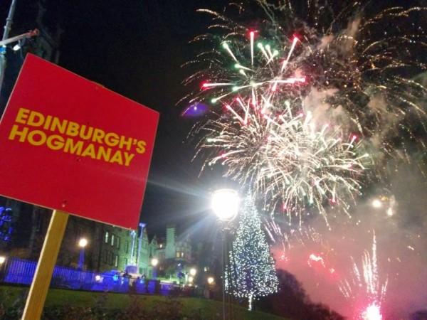 Edinburgh's Hogmanay