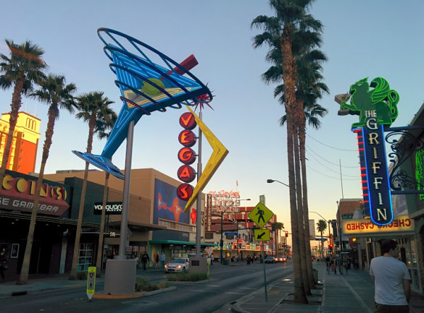Downtown Vegas