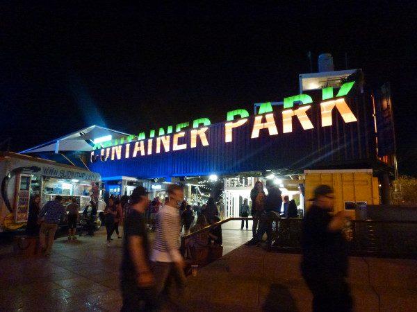 Downton Las Vegas Container Park