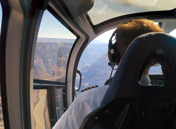 Fly the Canyon