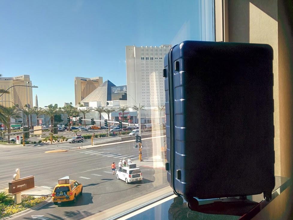 Muji Case in Vegas